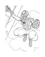 Spiderman da colorare 83