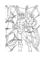 Spiderman da colorare 89