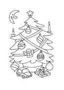 Natale da colorare 11
