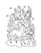 Natale da colorare 61