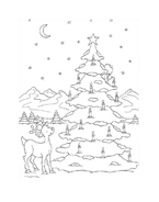 Natale da colorare 64