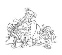 Alvin e i Chipmunks da colorare 18