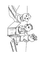 Alvin e i Chipmunks da colorare 38