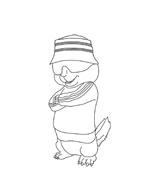 Alvin e i Chipmunks da colorare 52