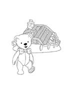 Andy pandy da colorare 64