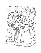 Natale da colorare 117
