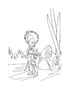 Arthur e il popolo dei minimei da colorare 14