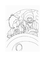 Arthur e il popolo dei minimei da colorare 100