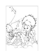 Arthur e il popolo dei minimei da colorare 108