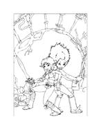 Arthur e il popolo dei minimei da colorare 116