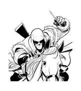 Assassin creed da colorare 2