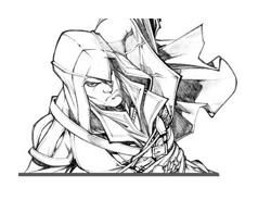 Assassin creed da colorare 5
