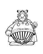 Asterix e Obelix da colorare 26