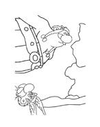Asterix e Obelix da colorare 42