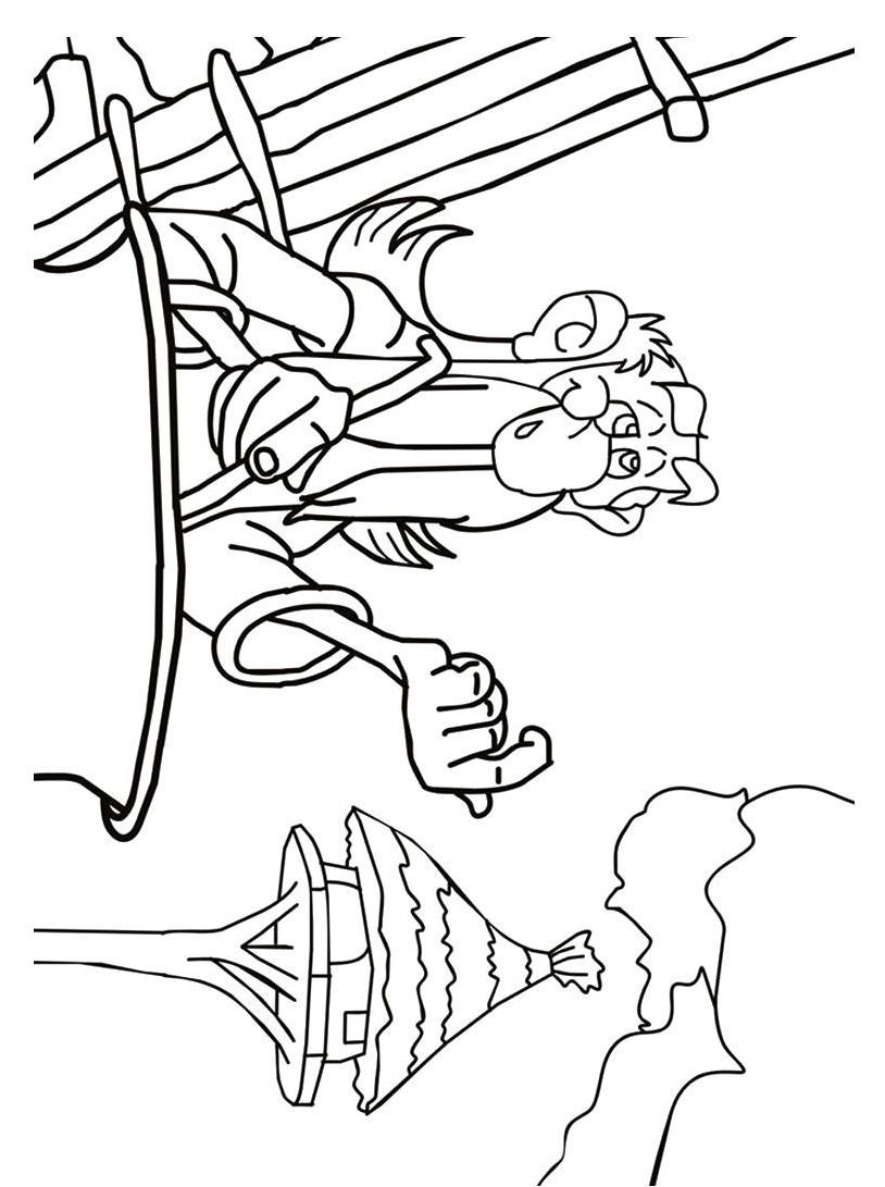 Asterix da colorare 43
