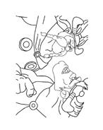Asterix e Obelix da colorare 44