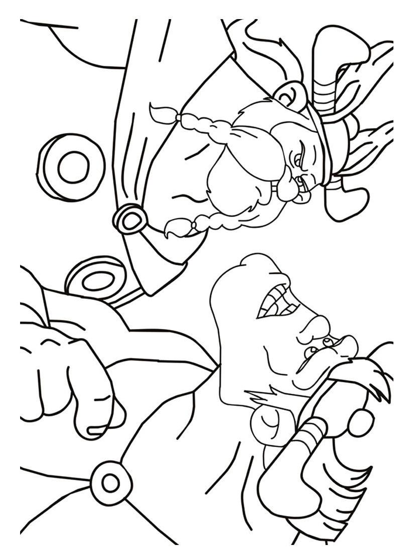 Asterix da colorare 44
