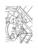 Asterix e Obelix da colorare 46