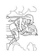 Asterix e Obelix da colorare 50