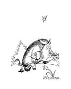 Asterix e Obelix da colorare 56