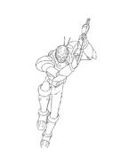 Astroboy da colorare 14