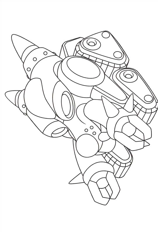 Astroboy da colorare 15