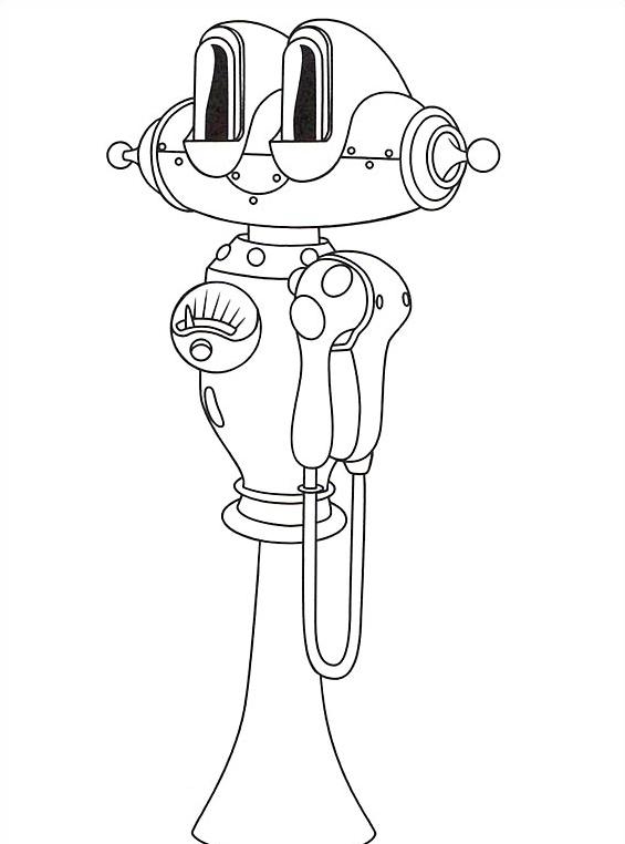 Astroboy da colorare 17
