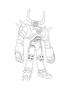 Astroboy da colorare 21