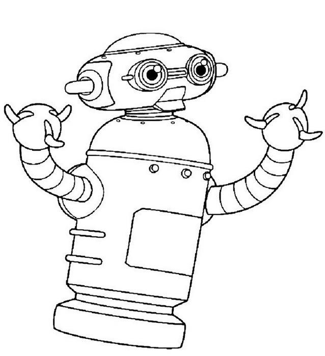 Astroboy da colorare 25