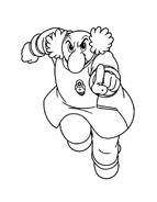 Astroboy da colorare 27