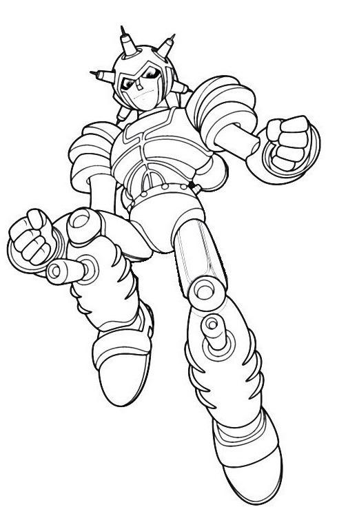 Astroboy da colorare 29