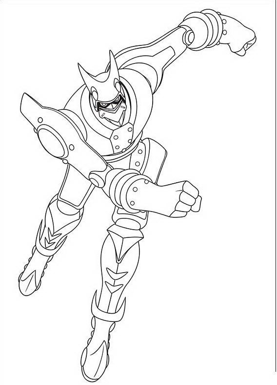 Astroboy da colorare 36