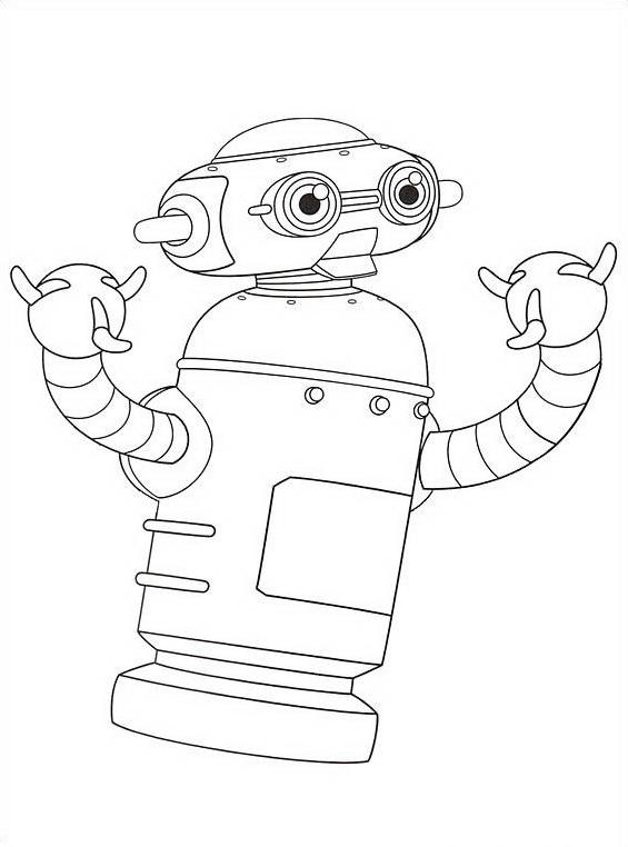 Astroboy da colorare 37