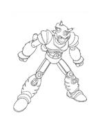 Astroboy da colorare 40