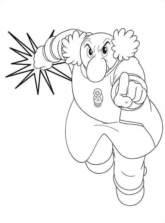 Astroboy da colorare 42