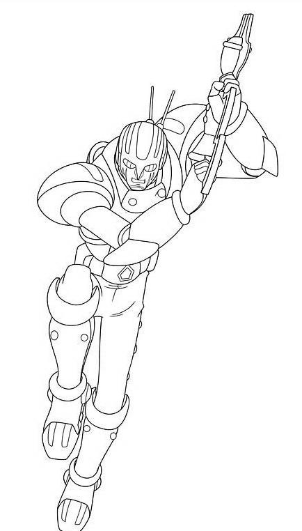 Astroboy da colorare 46