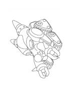 Astroboy da colorare 47