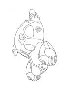 Astroboy da colorare 48