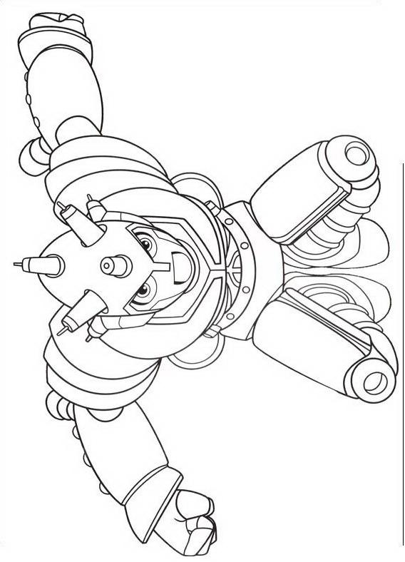 Astroboy da colorare 51