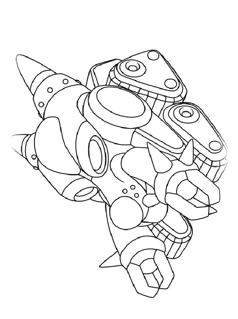 Astroboy da colorare 56