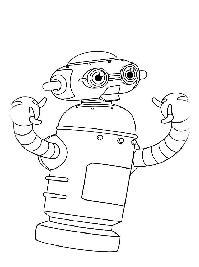 Astroboy da colorare 57