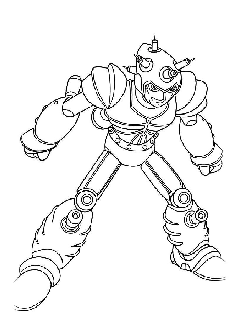 Astroboy da colorare 58