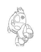 Astroboy da colorare 60