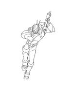 Astroboy da colorare 61