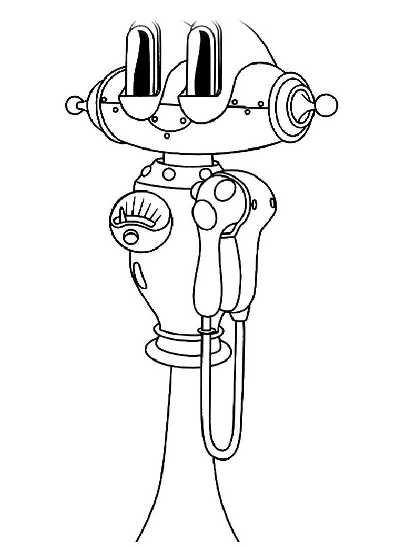 Astroboy da colorare 64