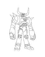 Astroboy da colorare 65
