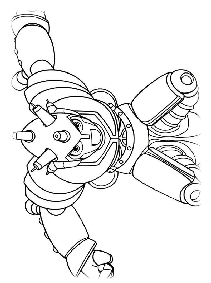 Astroboy da colorare 66