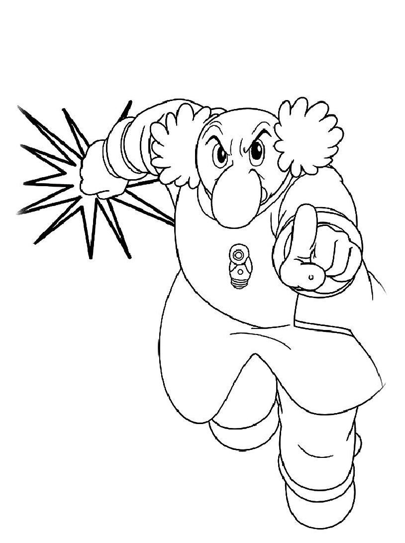 Astroboy da colorare 72