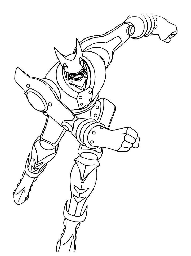 Astroboy da colorare 73