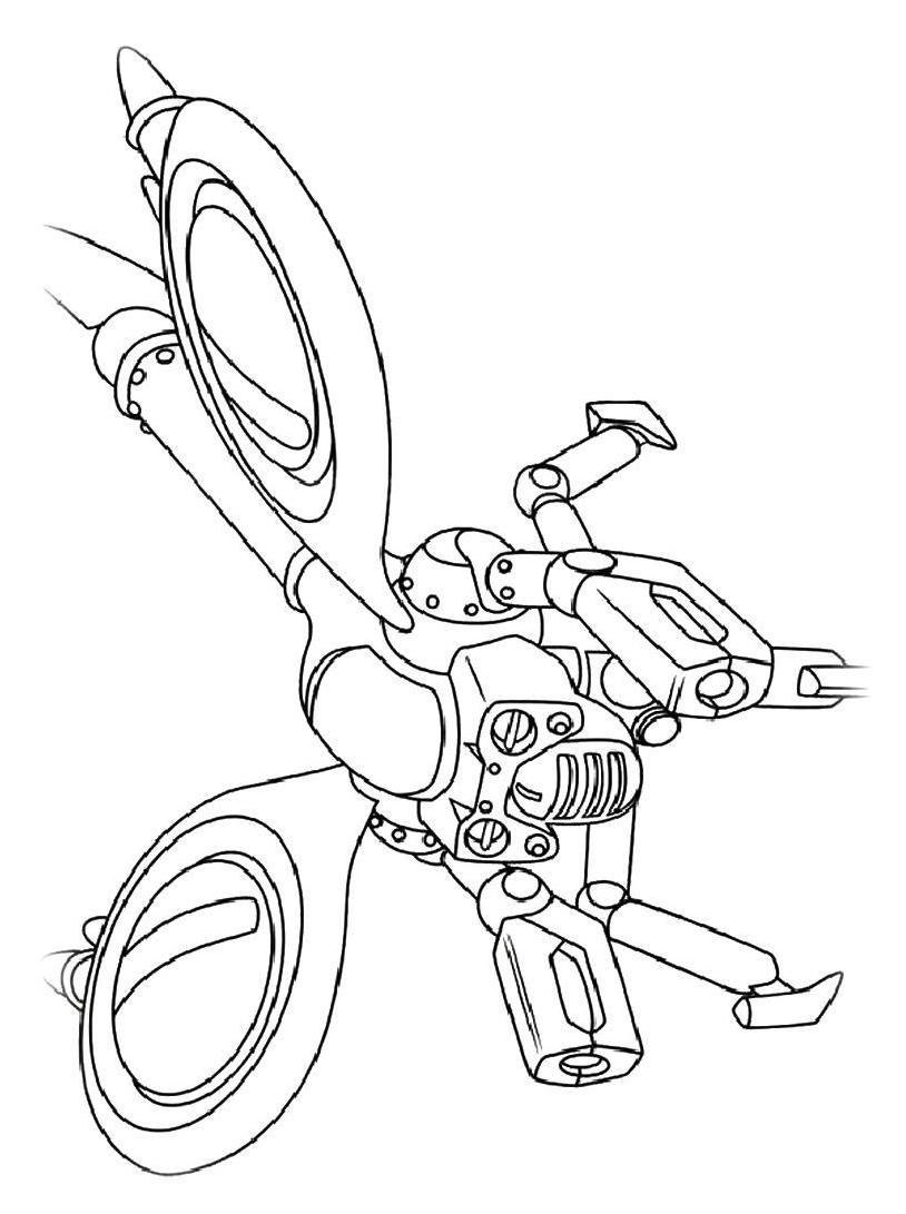 Astroboy da colorare 77